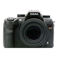 Ремонт Sigma SD15 Kit